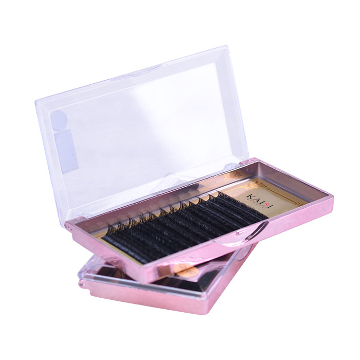 Professional mix length real mink hair individual best mink eyelash extensions