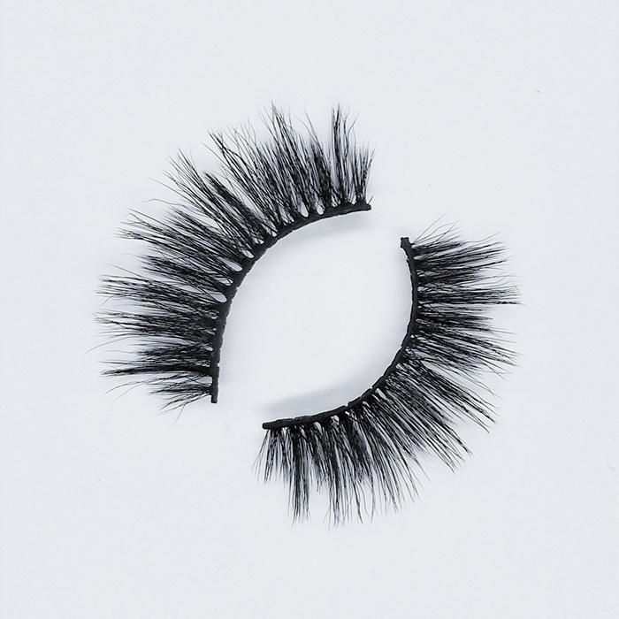 3d faux mink eyelashes cheap eye lashes private label wholesale lashes Kaisi