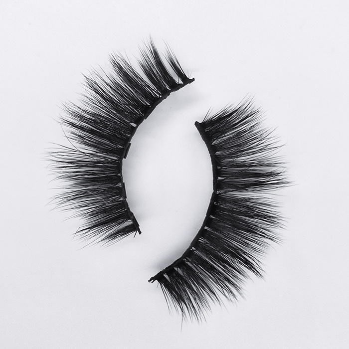 Custom packaging 5 magnets false eyelashes with magnetic eyeliner at best price