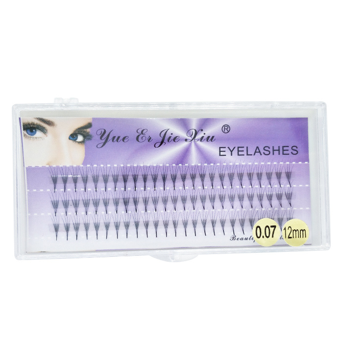 Cheap silk individual eyelashes wholesale