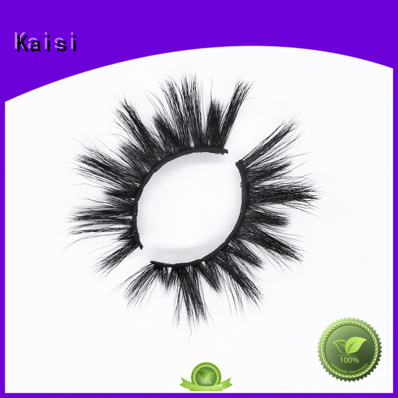 Kaisi natural fake eyelashes custom at best price