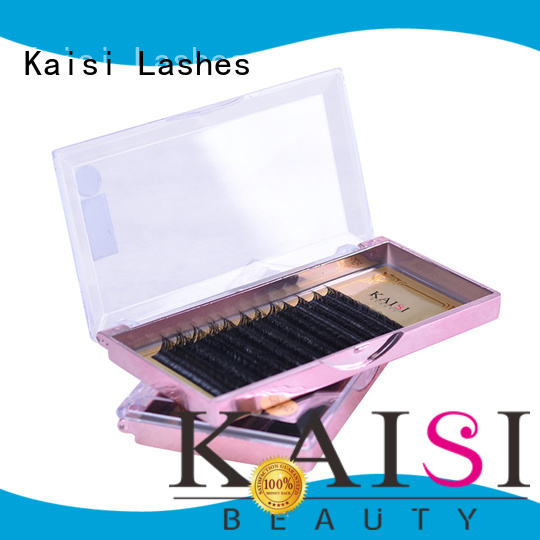 Kaisi trendy cluster eyelash extensions top brand at best factory price
