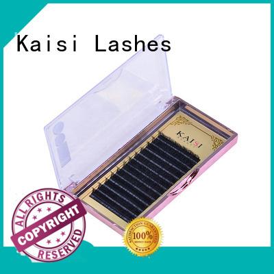 Kaisi natural looking eyelash extensions for wholesale