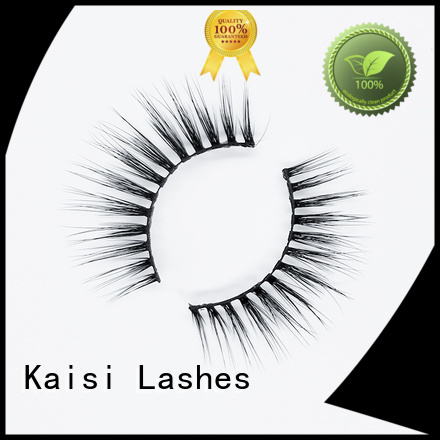 Kaisi bulk supply synthetic lashes top brand for wholesale