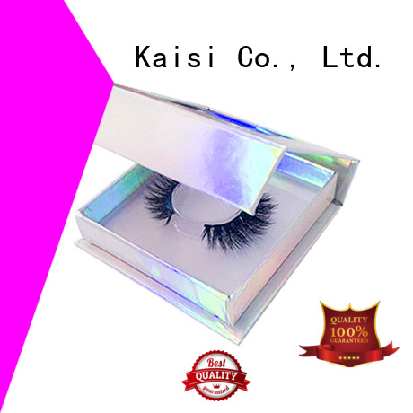 top quality wholesale custom eyelash packaging box wholesale for eyes
