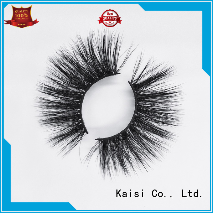 Kaisi mink strip lashes wholesale top brand for wholesale
