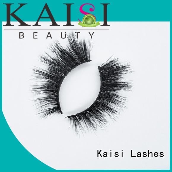 Kaisi natural looking false eyelashes wholesale