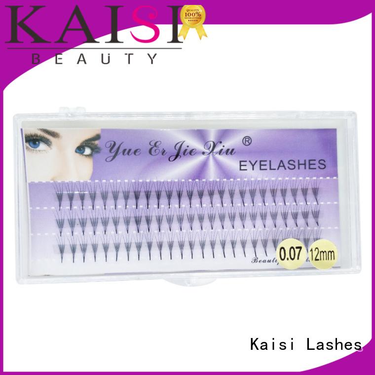 Kaisi individual false eyelashes high quality for women