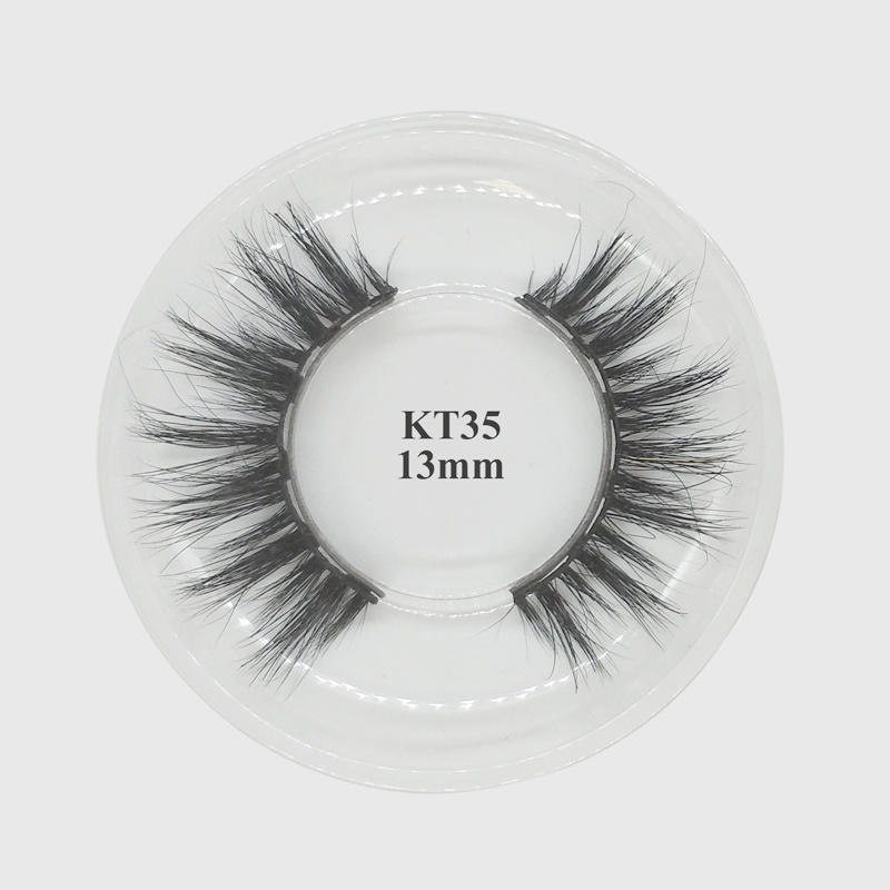 Mink hair high quality false eyelashes best magnetic lashes 2020