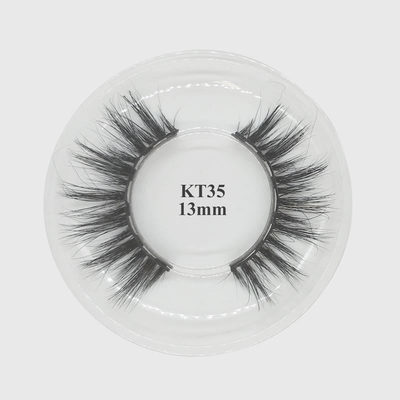 Mink hair high quality false eyelashes best magnetic lashes 2020