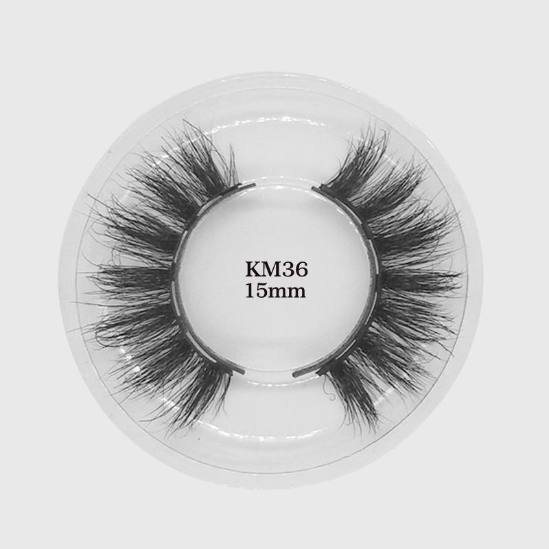 3D mink fluffy safe false eyelashes best magnetic lashes and liner