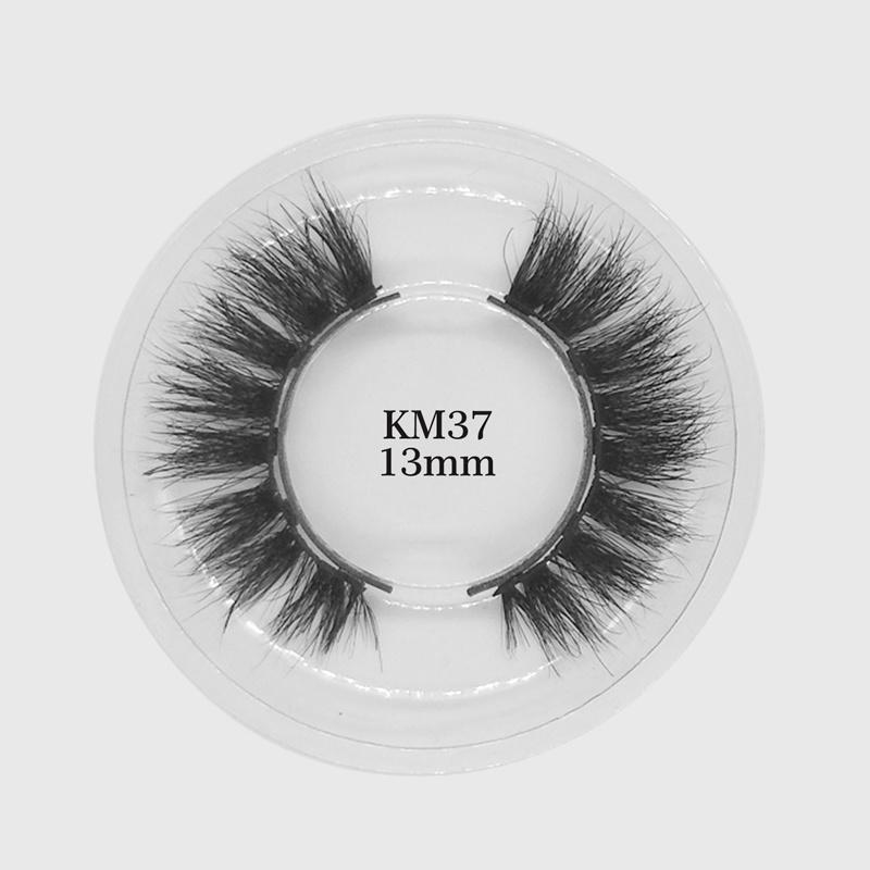 No glue eye lashes magic 3d strip magnetic false eyelashes