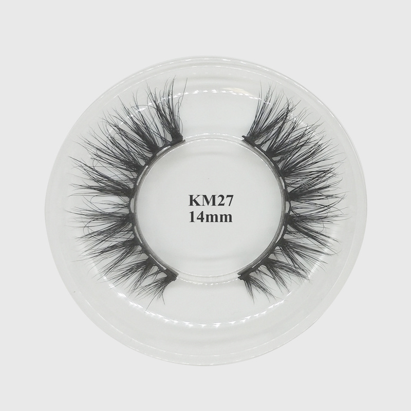 Wholesale Custom Box Natural False Eyelashes Best Magnetic Eyeliner With Lashes