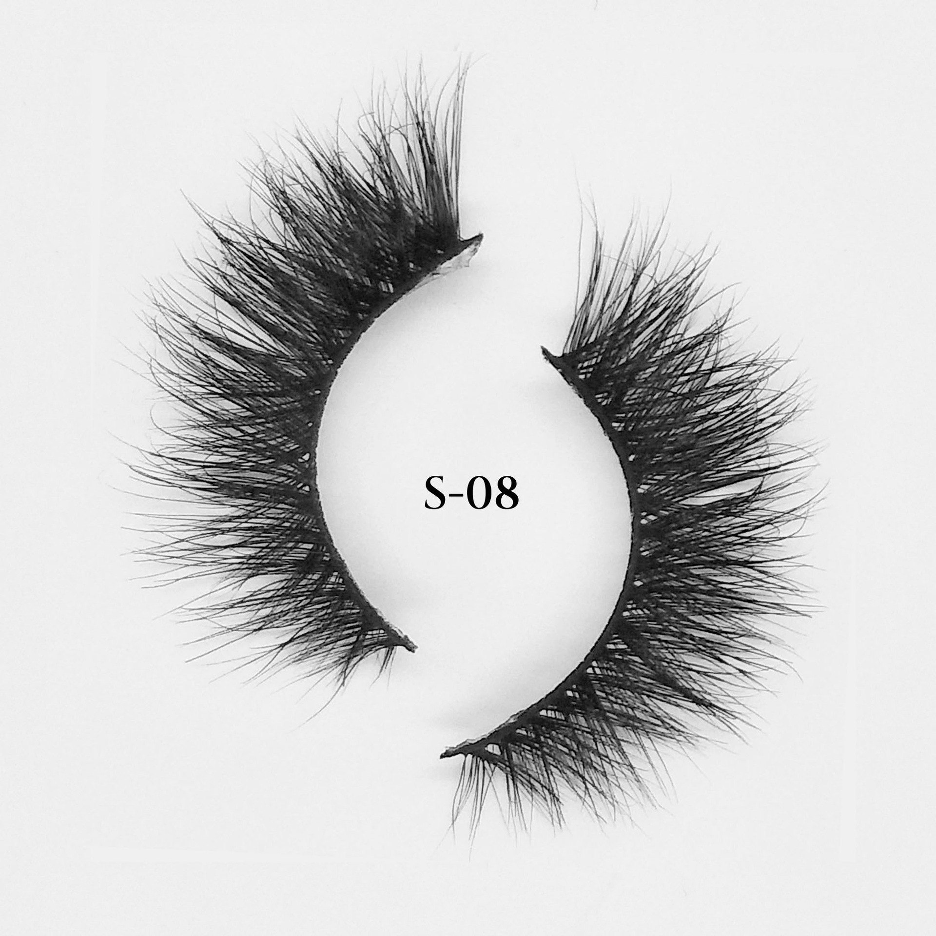 Best eyelash vendors Mink 3d hair lashes bulk