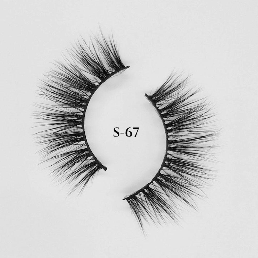 New design 15mm lashes on sale mink eyelashes in bulk