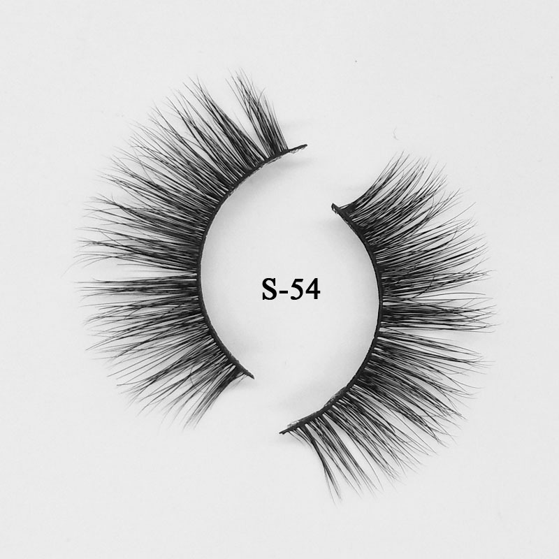 Strip wispy eyelashes create your own packaging box best natural mink lashes