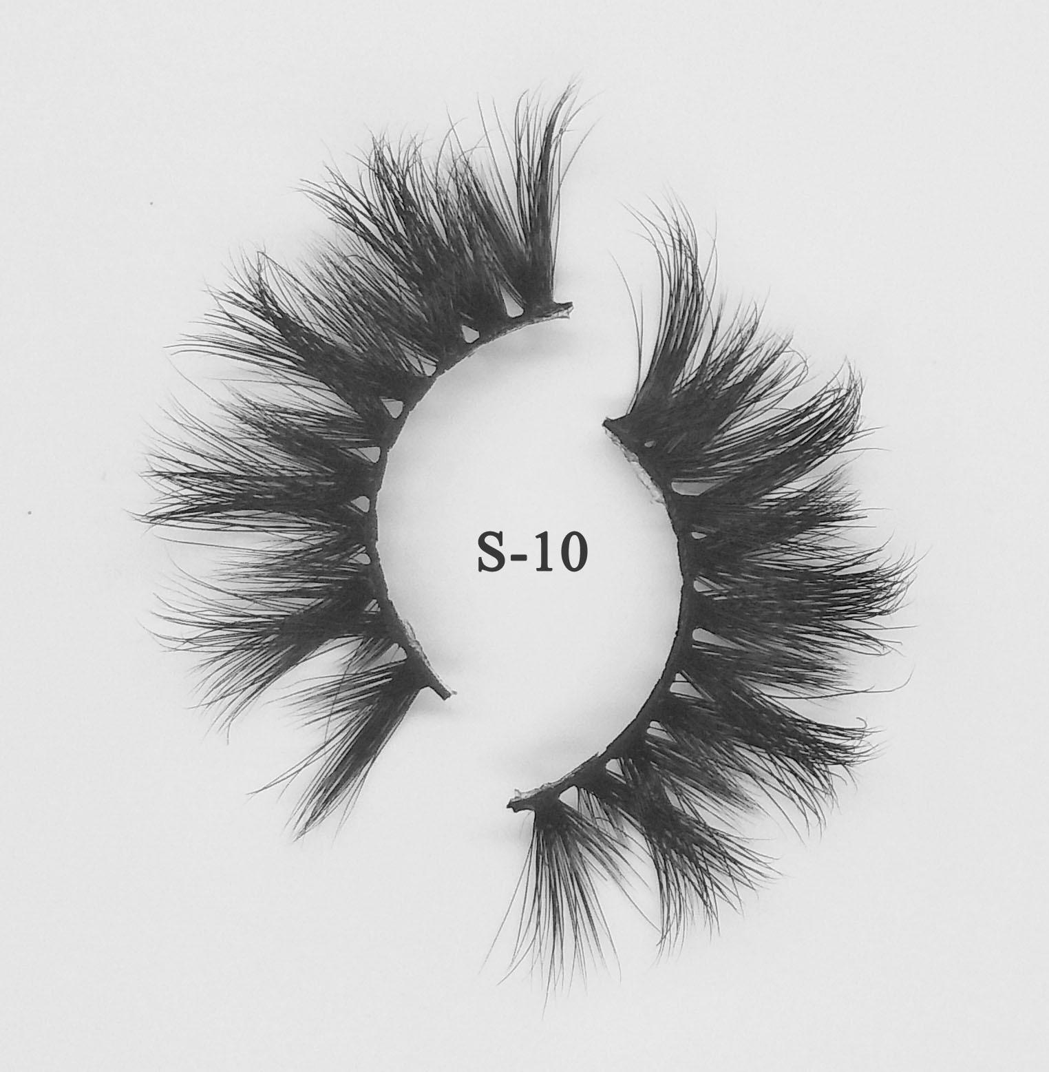 lovely 18mm eyelash vendors wholesale private label mink lashes
