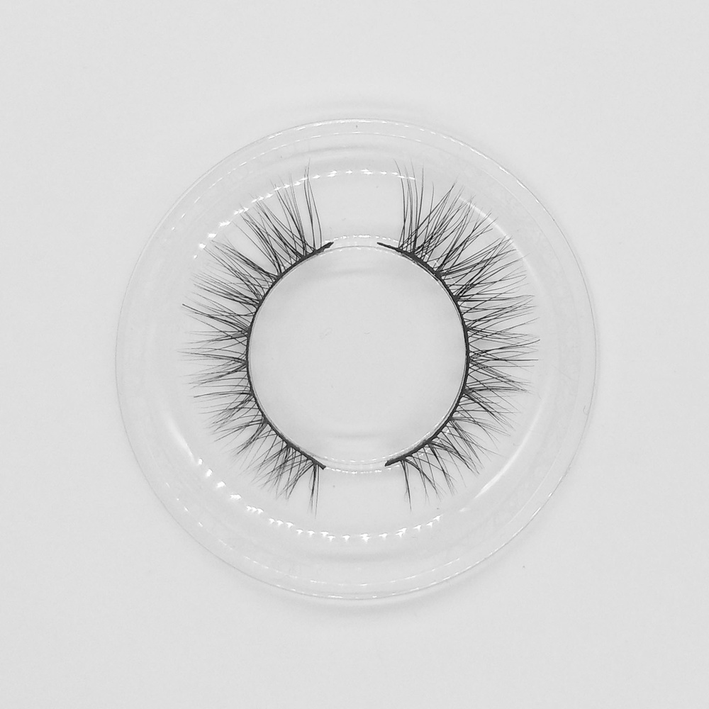 natural looking thin short best lash vendors wholesale mink eyelashes