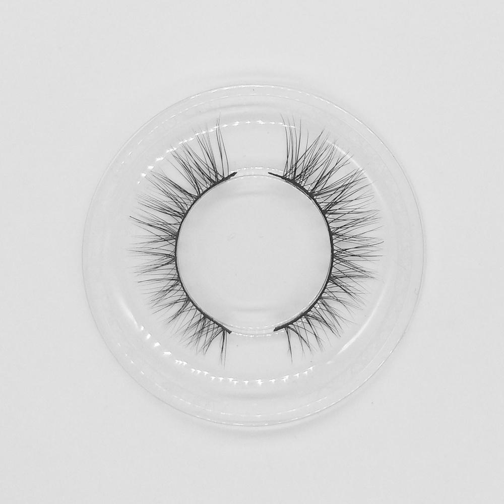 natural looking thin short best lash vendors wholesale mink eyelashes