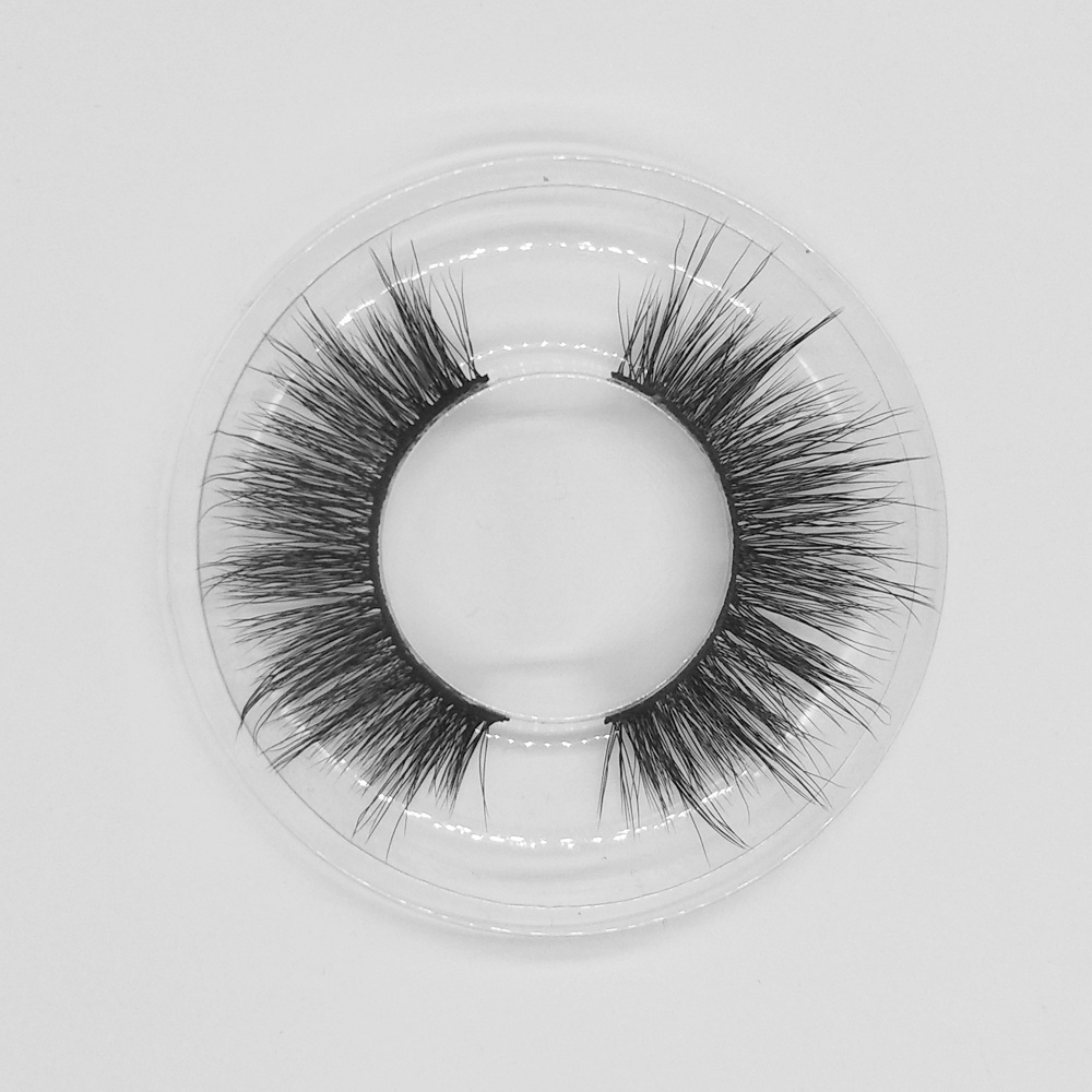 Best strip thick  eyelashes faux mink lashes wholesale private label