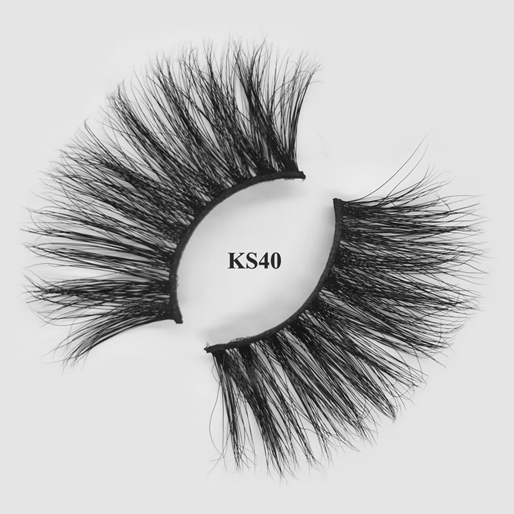 High quality best price private label 5d 25mm siberian mink lashes wholesale
