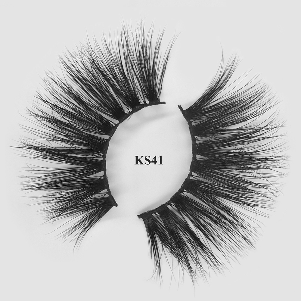 wholesale 25mm mink lashes best natural eye lashes