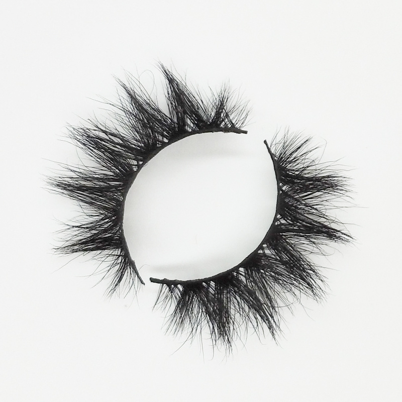 Kaisi official private label thick 3d 100% real mink lashes