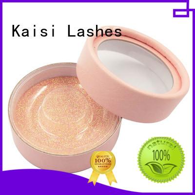 top quality custom eyelash packaging for lady