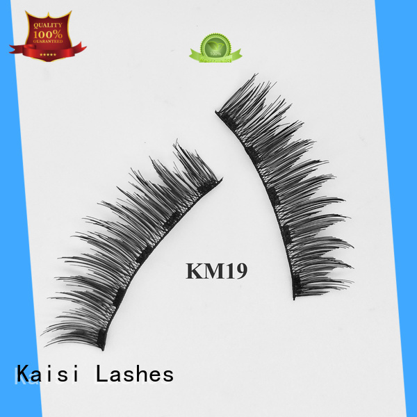 Kaisi magnetic eyeliner lashes fast delivery at favorable price