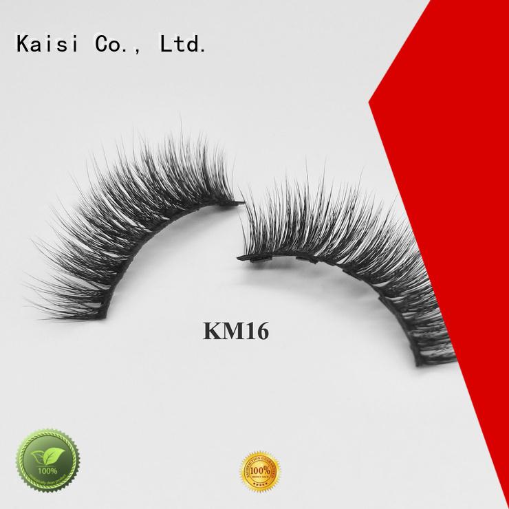 Kaisi magnetic eyeliner lashes free sample high quality