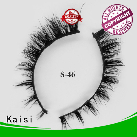 best natural looking mink strip lashes high quality at sale