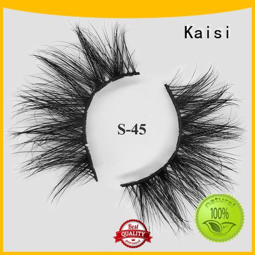 Kaisi hot sale regular mink lashes custom at sale