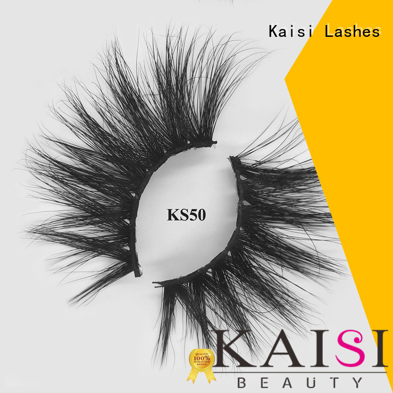 Kaisi fake eyelashes bulk supply competitive price