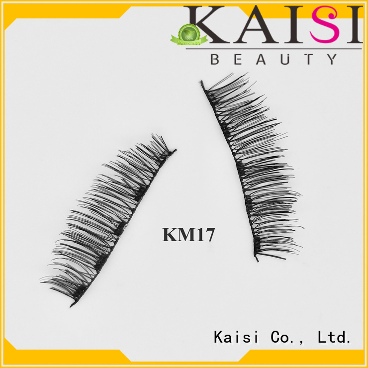 Kaisi magnetic false eyelashes light weight fast shipping