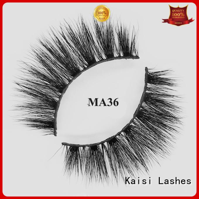 Kaisi hot-sale natural false eyelashes fast shipping