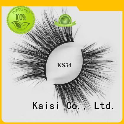 Kaisi false eyelashes factory direct supply fast delivery
